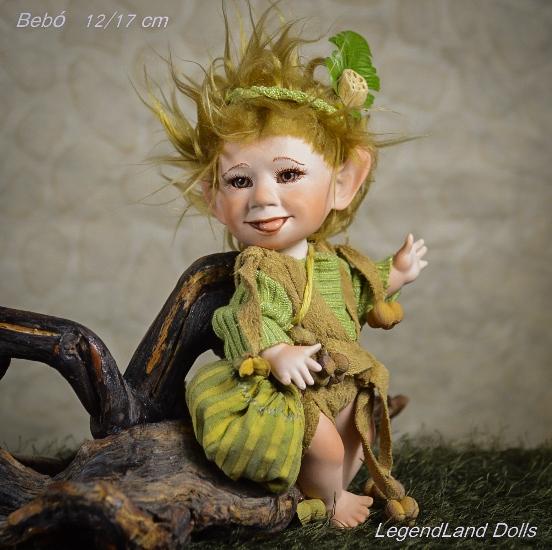 Bebó mini manó figura