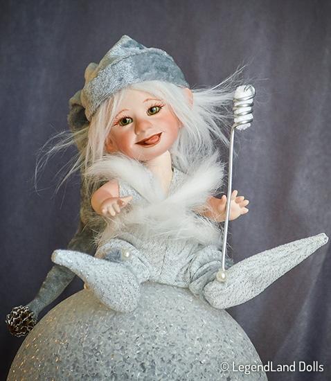 Mágus figura: Minó - mini mágus