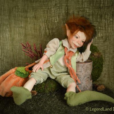 Arnold kobold figura