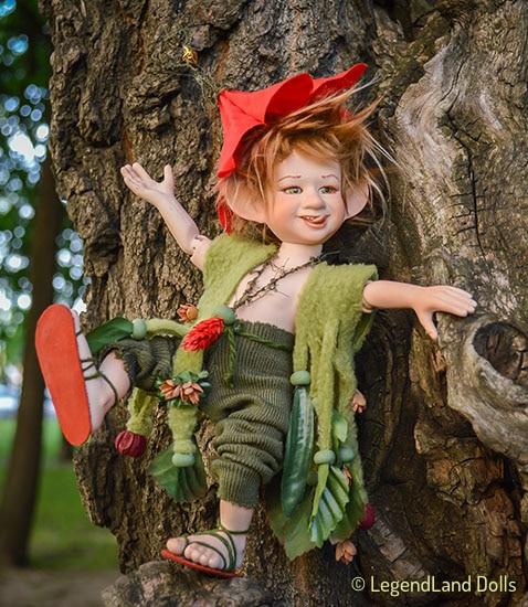 Pixie figura: Emil