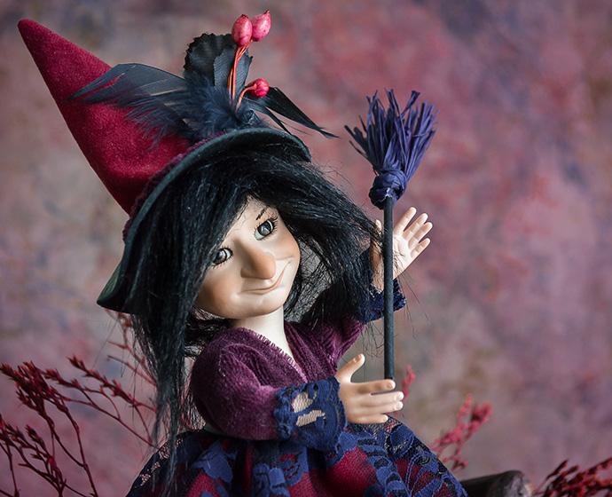 Jóságos boszorkányok - Léteznek? | LegendLand Dolls