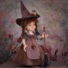 Boszorkány figura: Amelia a kis boszorkány