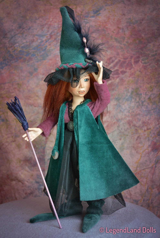 Boszorkány figura: Rowena - Az ártatlan…