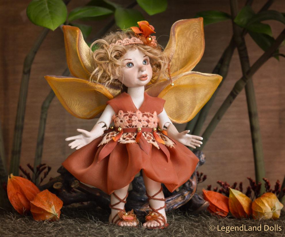 Tündér figura: Bindi pillangótündér