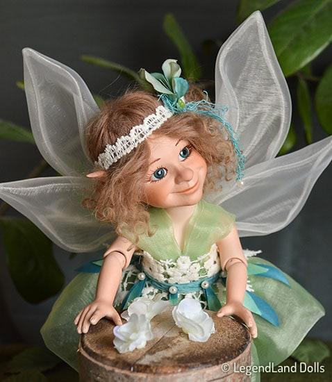 Tündér figura: Tündér Tabitha