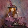 Boszorkány baba Lujza – elbűvölő boszorka | LegendLand Dolls