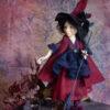 Boszorkány figura Vilma – misztikus jótevő | LegendLand Dolls