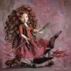 Boszorkány figura – Johanna a bájitalkeverő | LegendLand Dolls