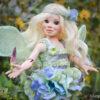 Serafina – víztündér | LegendLand Dolls