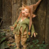 Kobold figura – Kázmér komikus kobold   LegendLand Dolls