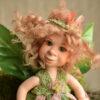 Tündér figura – Gréti a réti tündér   LegendLand Dolls