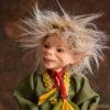 Kobold figura: Krisztofer – cirkuszi porondmester | LegendLand Dolls
