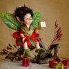 Tündér figura: Mona a meglepetés tündére | LegendLand Dolls