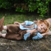 Kobold figura: Ármin – tündérleső kobold fickó | LegendLand Dolls