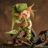 Szerencsehozó figura: Berke – Fortuna koboldja | LegendLand Dolls
