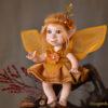 Tündér figura: Stefi – napsugár tündérke | LegendLand Dolls