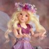 Tündér figura: Aurora a hajnal tündére  | LegendLand Dolls