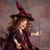 Boszorkány figura: Valéria – szédítő boszorkány | LegendLand Dolls