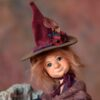 Klotild – kis ártatlan boszorka | LegendLand Dolls
