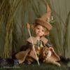 Benjámin – kis varázsló manó | LegendLand Dolls