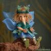 Tündér figura: Muriel – tengeri tündér   LegendLand Dolls