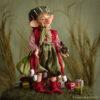 Karácsonyi manó figura: Ábris | LegendLand Dolls