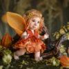 Tündér figura: Anka – naplemente tündér | LegendLand Dolls