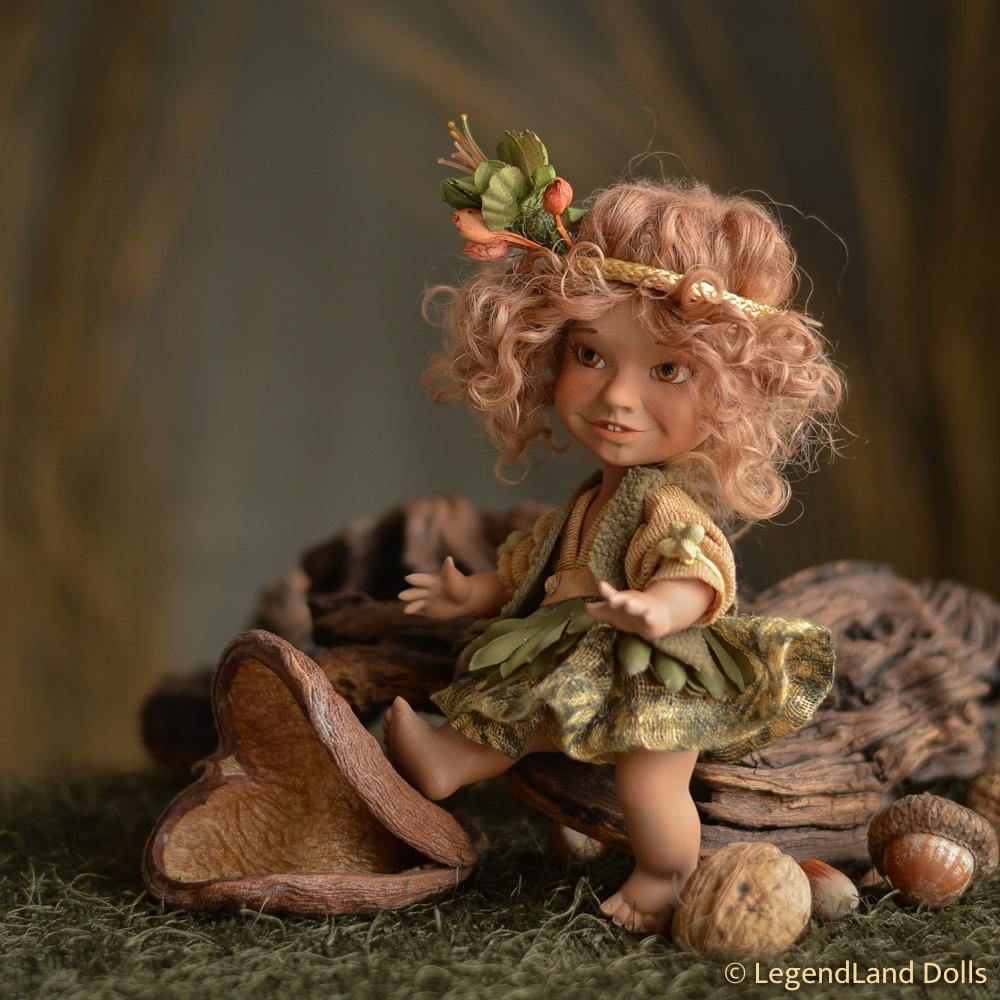 Galina – néger elf bébi