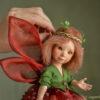 Karácsonyi tündér figura: Rozita a karácsony tündére | LegendLand Dolls